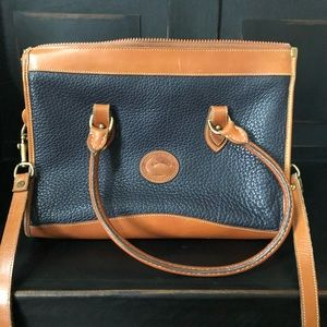 Vintage Navy Dooney Bourke Bag